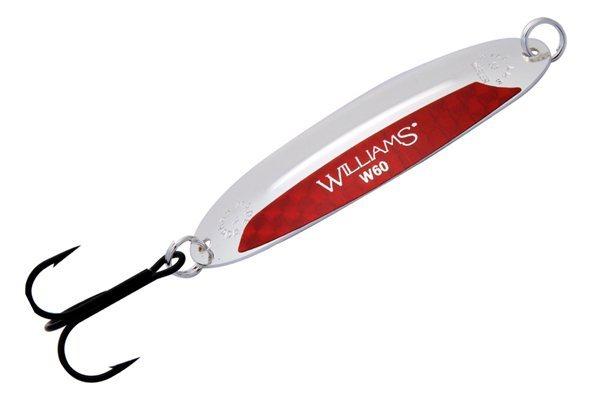 Колеблющаяся блесна Williams Wabler W30 FW — Блёсны Williams