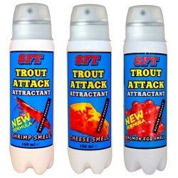 Trout Attack Attractant