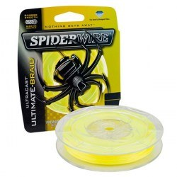 Плетёный шнур SpiderWire Ultracast Ultimate Braid
