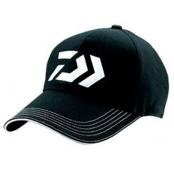 Бейсболка Daiwa DC-9003W Fleece Cap Black Free