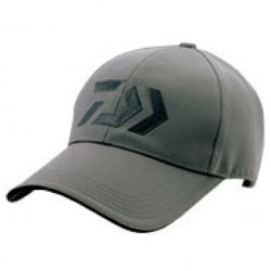 Бейсболка Daiwa DC-9003W Fleece Cap Grey Free