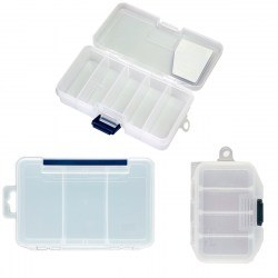 Коробка Meiho Lure Case Clear