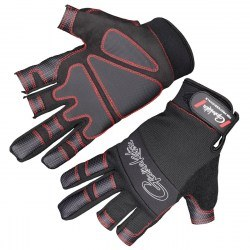 Перчатки Gamakatsu Armor Gloves 3 Finger Cut