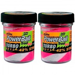 Форелевая паста Berkley PowerBait Glow in the Dark Trout Bait