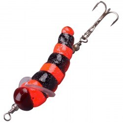Форелевая приманка SPRO Trout Master Camola 35mm Red/Black